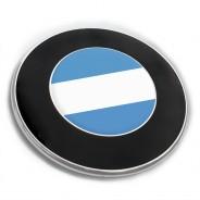 Emblem Aufkleber Argentinien