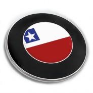 Emblem Aufkleber Chile