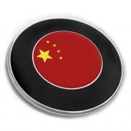 Emblem Aufkleber China