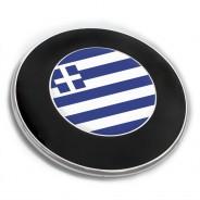 Emblem Aufkleber Griechenland