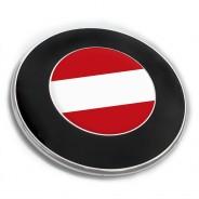 Emblem Aufkleber Österreich