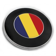 Emblem Aufkleber Rumänien