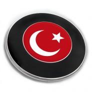 Emblem Aufkleber Türkei