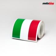 Rallystreifen Italy 60mm