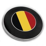 Emblem Aufkleber Belgien