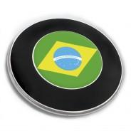 Emblem Aufkleber Brasilien