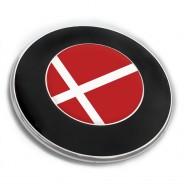 Emblem Aufkleber Dänemark