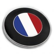 Emblem Aufkleber Frankreich