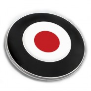 Emblem Aufkleber Japan
