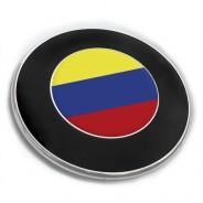 Emblem Aufkleber Kolumbien