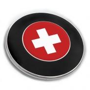 Emblem Aufkleber Schweiz