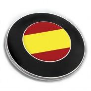 Emblem Aufkleber Spanien