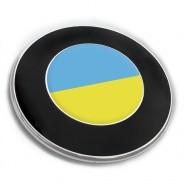 Emblem Aufkleber Ukraine