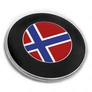 Emblem Aufkleber Norwegen