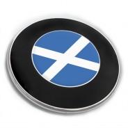 Emblem Aufkleber Schottland