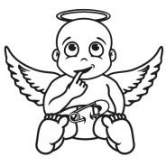 Babyaufkleber Alexander