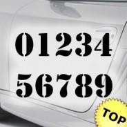 Startnummer Rennnummer Motorsport