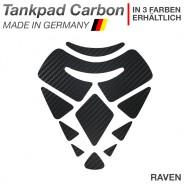 Carbon Tankpad  Raven